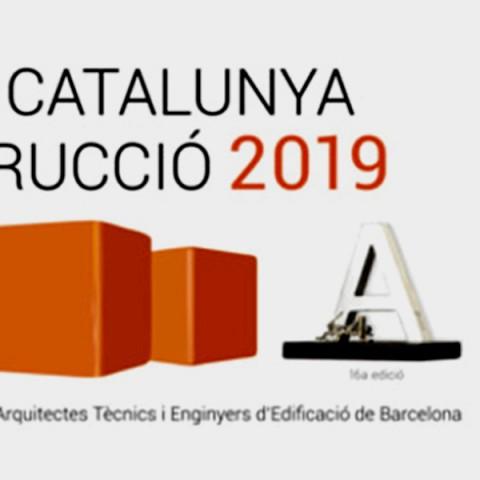 finalistes Premis Catalunya Construcció 2019