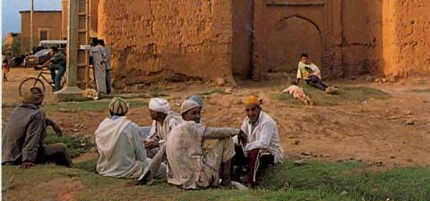 Marroc presaharia: habitat i patrimoni