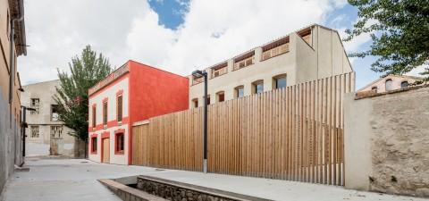 Centre Europeu de la Pell de Qualitat, Igualada