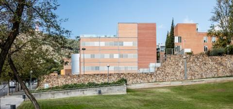 Edifici B0, Campus Nord UPC