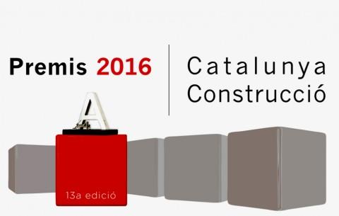 Premis Catalunya Construcció 2016