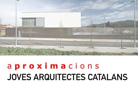 Blog d'arquitectura 'aproximacions. Joves arquitectes catalans'