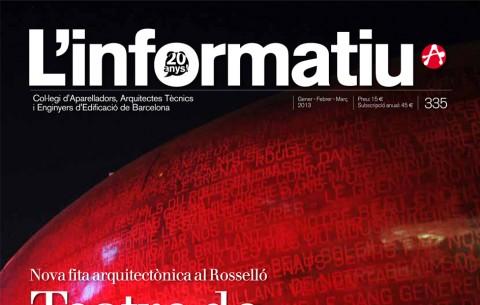 Revista 'L'informatiu' núm.335