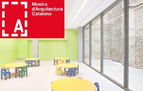 Catàleg virtual 'Mostra d'arquitectura catalana'