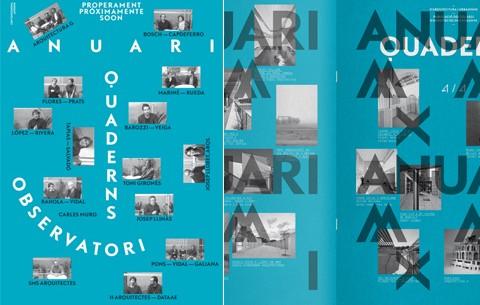 Revista 'Quaderns d'arquitectura i urbanisme' núm.264