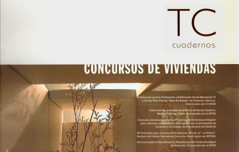 Revista 'TC cuadernos – concursos de vivienda - num. 59'